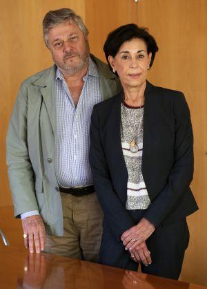 Leopoldo López y Antonieta Mendoza
