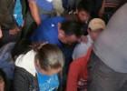 La policía mexicana rescata a 150 inmigrantes, entre ellos 25 niños