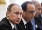 Aliados acusam Putin de apoiar al-Assad e atacar oposição