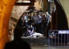 Dos israelíes muertos en dos ataques de palestinos en Jerusalén