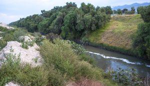 El Gran Canal, donde fueron arrojados los cadáveres