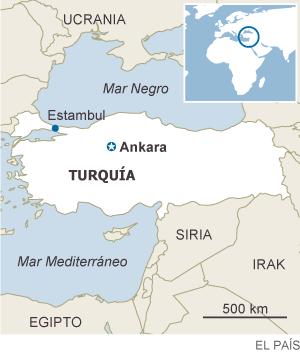 95 muertos en un atentado en un acto por la paz en Ankara