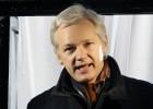 La policía retira su vigilancia de la embajada que acoge a Assange