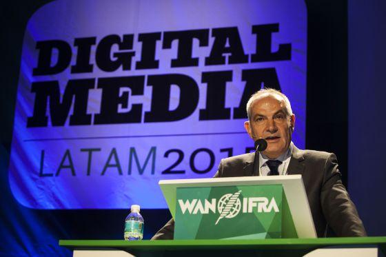 Antonio Caño, director de El País