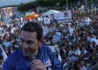 EN VIVO | El cómico Jimmy Morales, nuevo presidente de Guatemala
