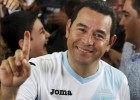 Cinco patatas calientes para Jimmy Morales