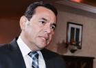 """Jimmy Morales: """"Gané por el voto de castigo y por el voto de la fe"""""""