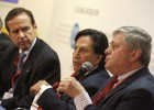 """Seis expresidentes latinoamericanos denuncian el """"juicio falso"""" a López"""