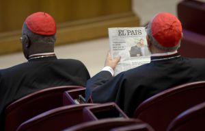 Sínodo de obispos en el Vaticano el pasado 9 de octubre.