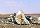 Rusia y Egipto dudan de que el avión siniestrado fuera derribado