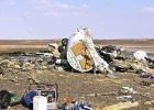 Rusia y Egipto dudan de que el avión estrellado en el Sinaí fuera derribado