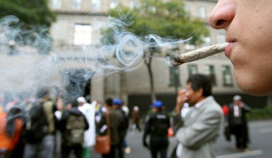 México, en vilo ante la decisión judicial sobre el consumo de marihuana