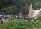 Al menos 40 muertos al estrellarse un avión ruso en Sudán del Sur