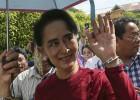 Aung San Suu Kyi, a esperança de mudança em Myanmar