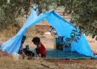 La oposición siria pide proteger a los refugiados ante el invierno