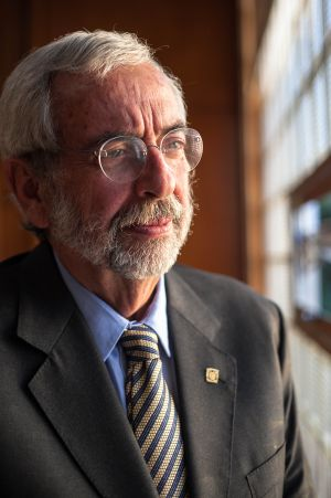 Entrevista con Enrique Graue, rector de la UNAM.
