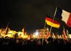 Pegida reúne a más de 10.000 alemanes