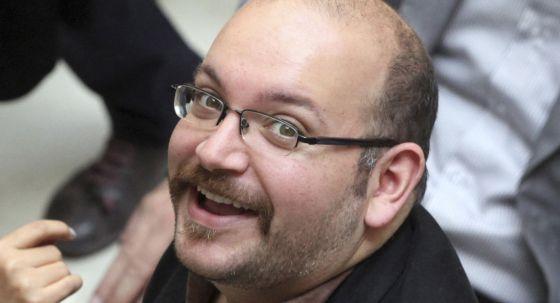 Jason Rezaian, en 2013
