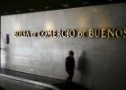 La bolsa de Buenos Aires recibe la noticia con una caída del 5%