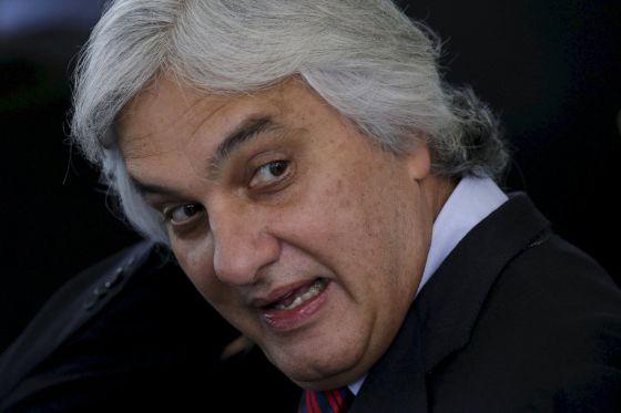 El senador Delcídio do Amaral.
