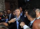 Kirchner y Macri se reúnen 40 minutos sin acordar ni la transición