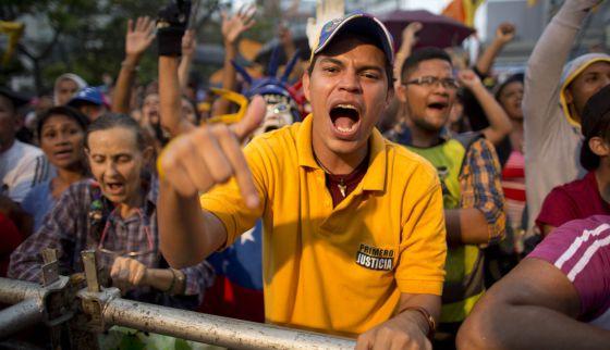 Elecciones Parlamentarias Venezuela
