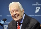 El expresidente estadounidense Carter dice que está libre de cáncer