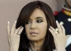 Kirchner y Macri, a gritos por la ceremonia de traspaso de poderes