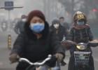 Pekín vive su primera alerta roja por contaminación