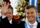 Macri promete unir Argentina pero el kirchnerismo le boicotea
