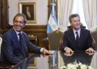 Macri se reúne con la oposición para pedir su apoyo