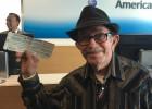 Los Ángeles hace una fiesta de su primer vuelo directo a La Habana
