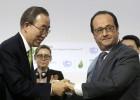 O verbo que quase afundou o acordo contra a mudança climática