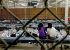 EE UU afronta un aumento de la llegada de menores inmigrantes