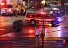 Un conductor embiste a decenas de personas en el centro de Las Vegas