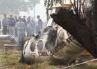 Diez personas mueren en un accidente de avioneta en India
