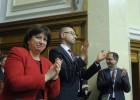 Ucrania aprueba sus presupuestos, condición para las ayudas del FMI