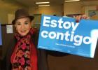 """""""La Hillary"""" se asegura el voto latino casa por casa en Nevada"""