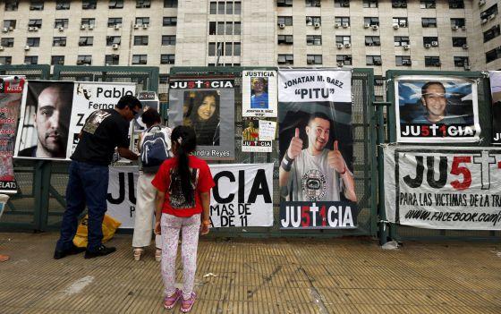 Condenados dos ex ministros argentinos por el accidente de tren en el que fallecieron 51 personas