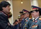 La hija del militar que capturó al Che, jefa del Ejército boliviano