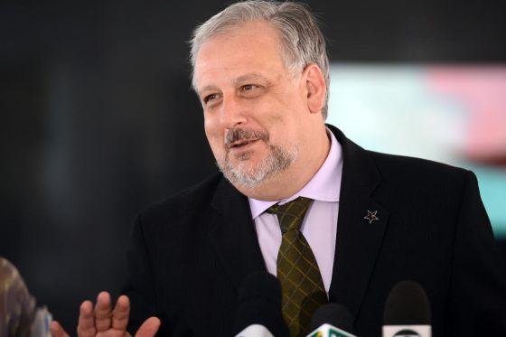 El exlíder sindical Ricardo Berzoini