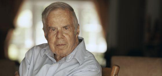 El psiquiatra Robert Spitzer, en 2012.