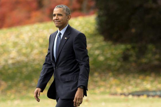 Barack Obama, en una fotografía de inicios de diciembre.