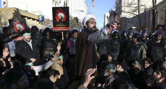 Sunitas y Chiitas