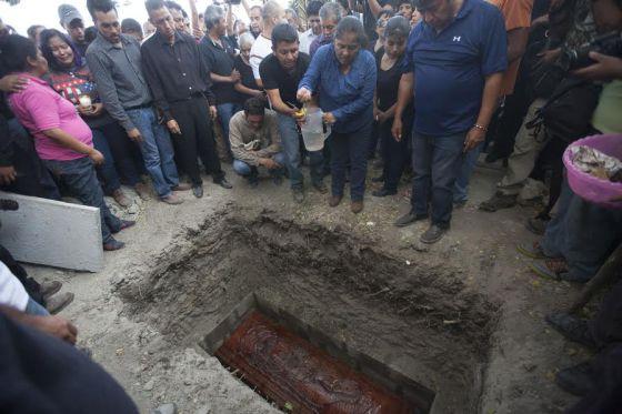 Funeral de la alcaldesa asesinada, este domingo