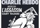 Um Deus assassino e em fuga na capa do próximo 'Charlie Hebdo'