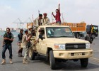 Milicias radicales lanzan una ofensiva en Yemen