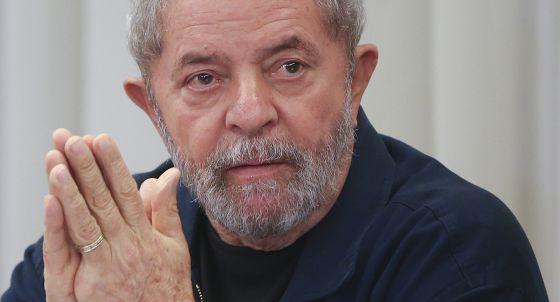 Lula da Silva, en marzo de 2015.