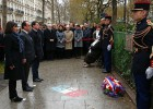 Francia homenajea a las víctimas de 'Charlie Hebdo' al año de la matanza