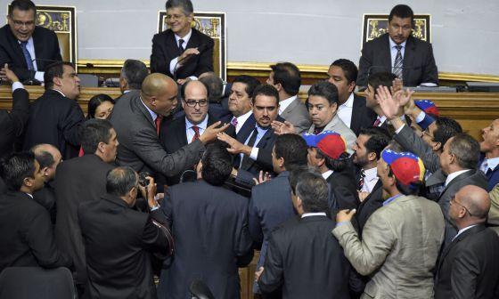 Nueva asamblea venezolana